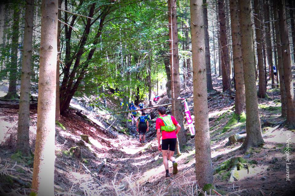 Trail d'Oster - Oster